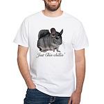 Just ChinChillin' White T-Shirt