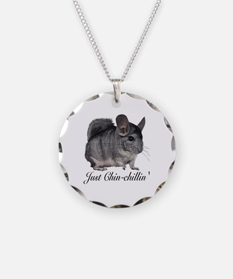 Just ChinChillin' Necklace