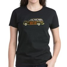 Classic Woody Station wagon Tee