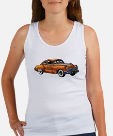 Hard Top Two Door Classic Car Women's Tank Top