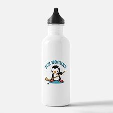 Ice Hockey (3) Water Bottle