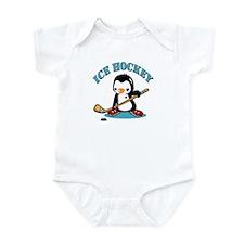 Ice Hockey (3) Infant Bodysuit