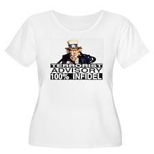 100% infidel T-Shirt