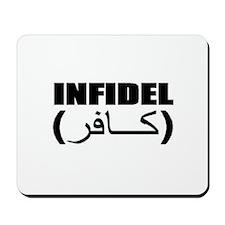 INFIDEL Mousepad
