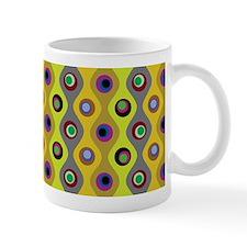 Wavy Green Mug