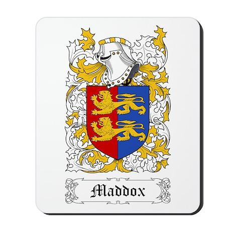 Maddox Mousepad