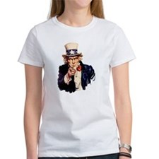 Uncle Sam: WE WANT YOU Tee