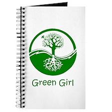 Green Girl Journal