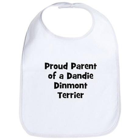 Proud Parent of a Dandie Dinm Bib