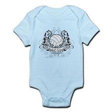 Volleyball Grandma Infant Bodysuit