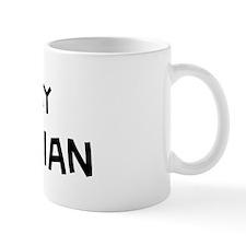 I Love Agrarian Mug