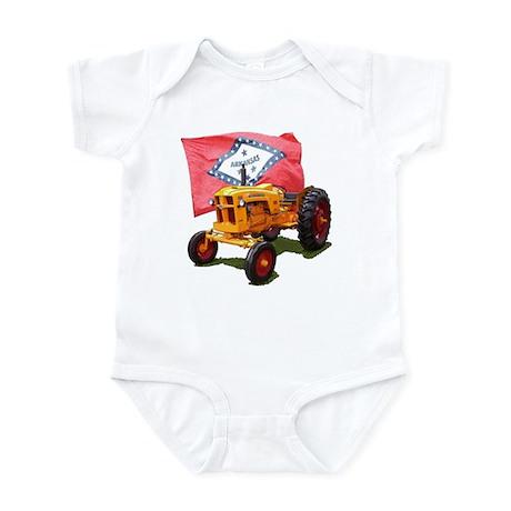 The Arkansas 445 Infant Bodysuit