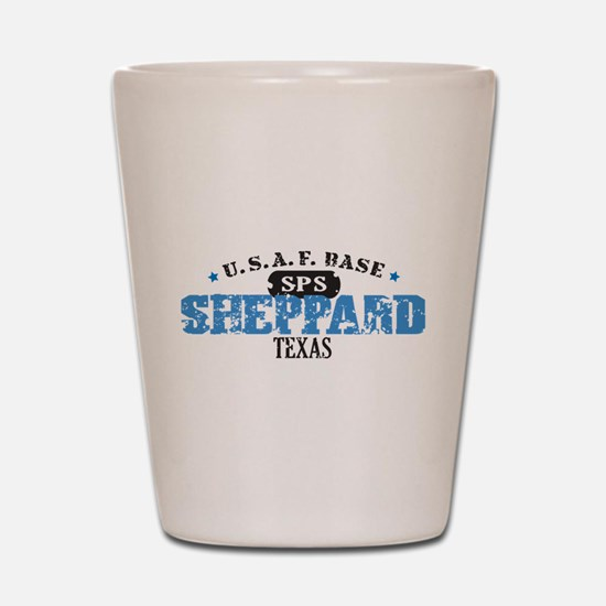 Sheppard Air Force Base Shot Glass