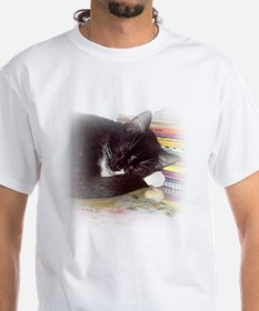 Kitty Sleeping - Shirt