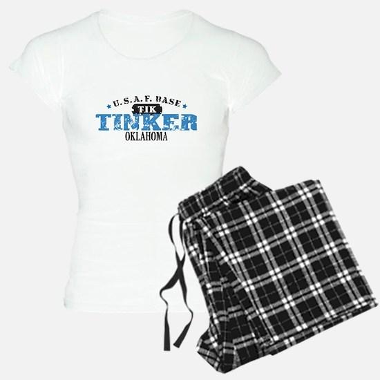 Tinker Air Force Base pajamas