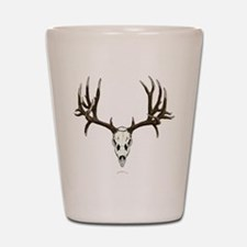 Deer skull Shot Glass