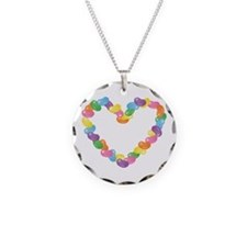 Cute Heart candy Necklace