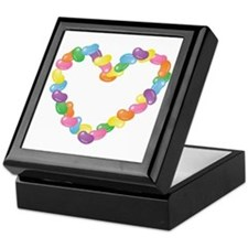 Cute Valentines day kids Keepsake Box