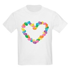 Cute Funny easter bunny candy T-Shirt
