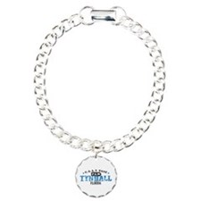Tyndall Air Force Base Charm Bracelet, One Charm