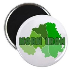 Norn Iron Magnet