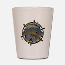 Bluegill Master Shot Glass