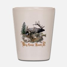 Big Game Hunter Shot Glass