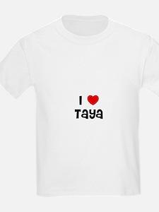 I * Taya Kids T-Shirt