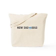 New Dad 2012 Tote Bag