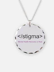 End Stigma HTML Necklace
