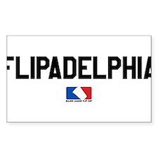 Flipadelphia Decal