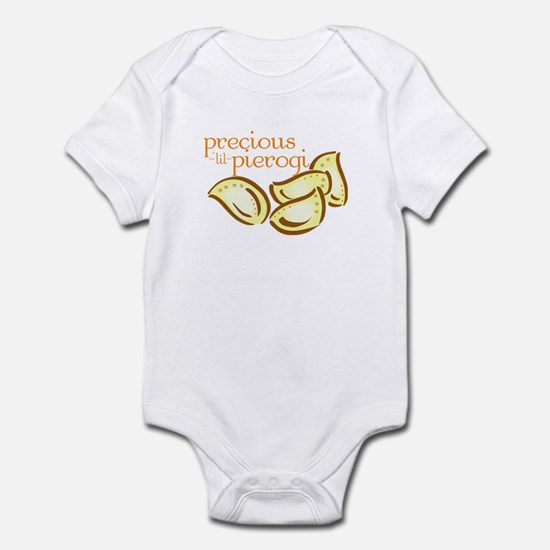 Precious Lil Pierogi Infant Bodysuit