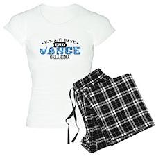 Vance Air Force Base Pajamas