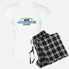 Vandenberg Air Force Base Pajamas