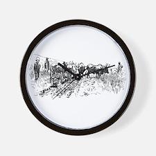 Gil Warzecha - Wall Clock