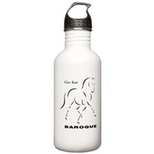 Go for Baroque Sports Water Bottle