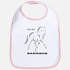 Go for Baroque Bib