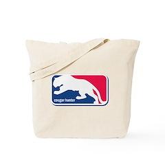 Cougar Hunter Tote Bag