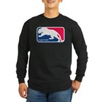 Cougar Hunter Long Sleeve Dark T-Shirt