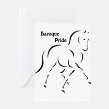 Baroque Pride Greeting Cards (Pk of 10)