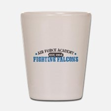 Air Force Falcons Shot Glass