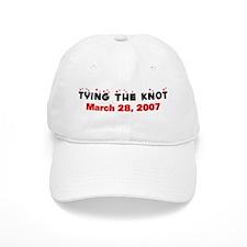 3/28/2007 Wedding Baseball Cap