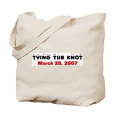 3/28/2007 Wedding Tote Bag