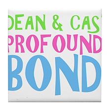 Cute Dean Tile Coaster