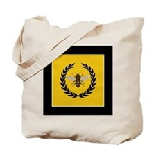 Stylized Bee Tote Bag