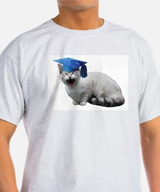 Cat Graduation T-Shirt