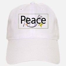 Love of Peace Baseball Baseball Cap
