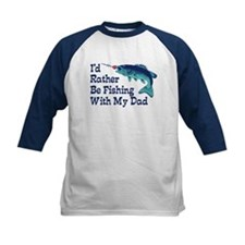 I'd Rather Be Fishing With My Dad Tee