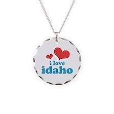 I Love Idaho Necklace