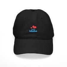 I Love Idaho Baseball Hat